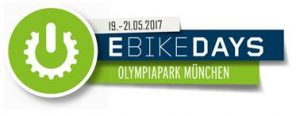 Logo E-Bike Days in Münche