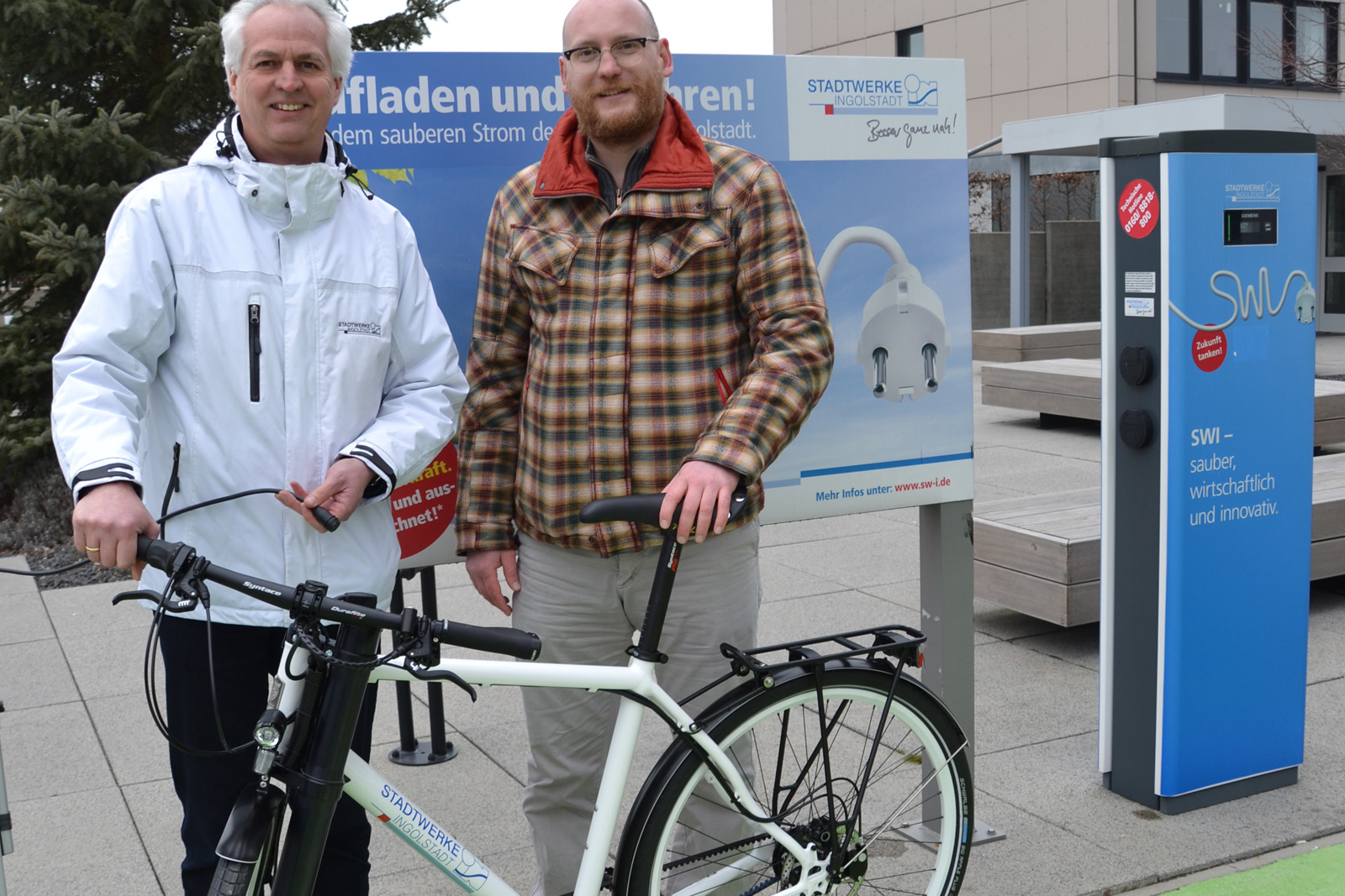 Electrolyte Brandstifter Übergabe Stadtwerke Ingolstadt