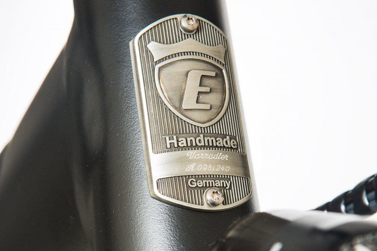 Vorradler S3E - Das bessere Pedelec