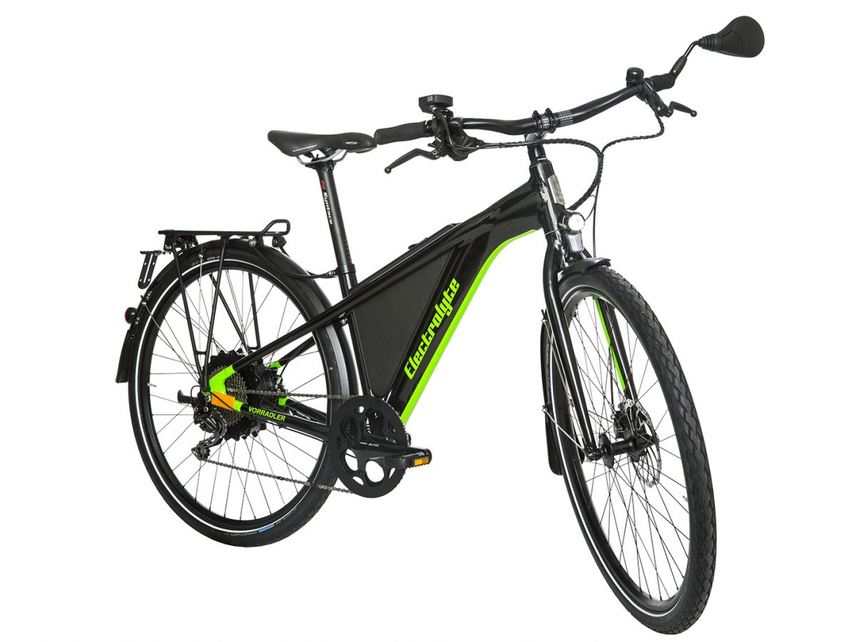 Vorradler S3 E Plus