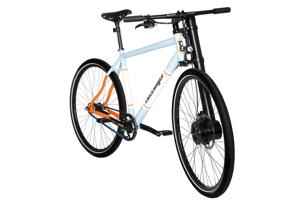 Electrolyte Straßenfeger S4 E - Das bessere Stadtrad
