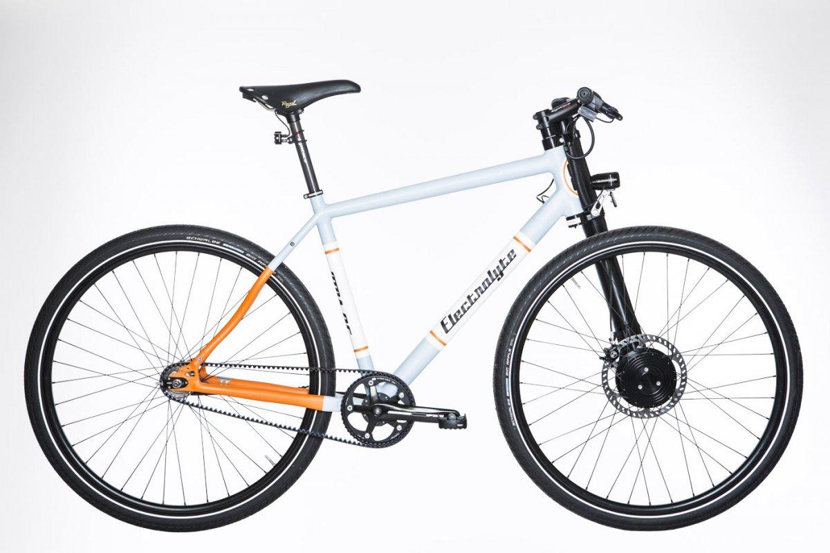 Electrolyte Straßenfeger S4 E hellblau/orange