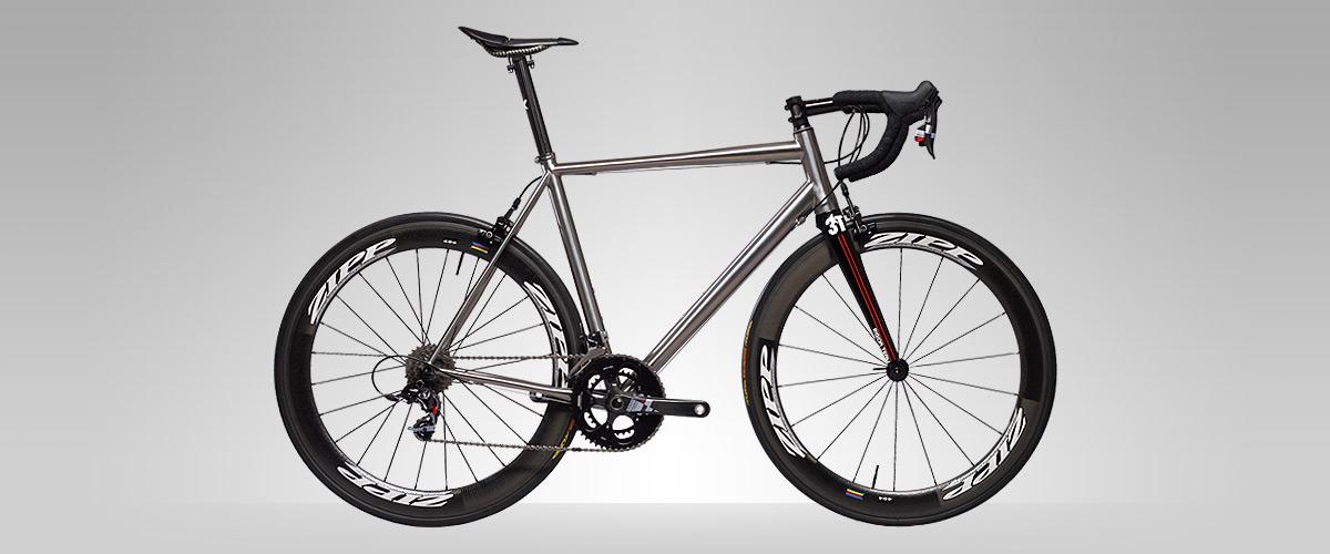 Electrolyte Traumrad: Roadbike Titan