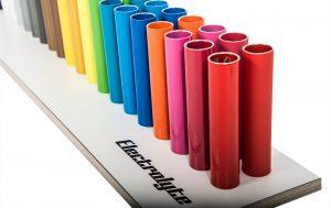 Electrolyte Farbpalette