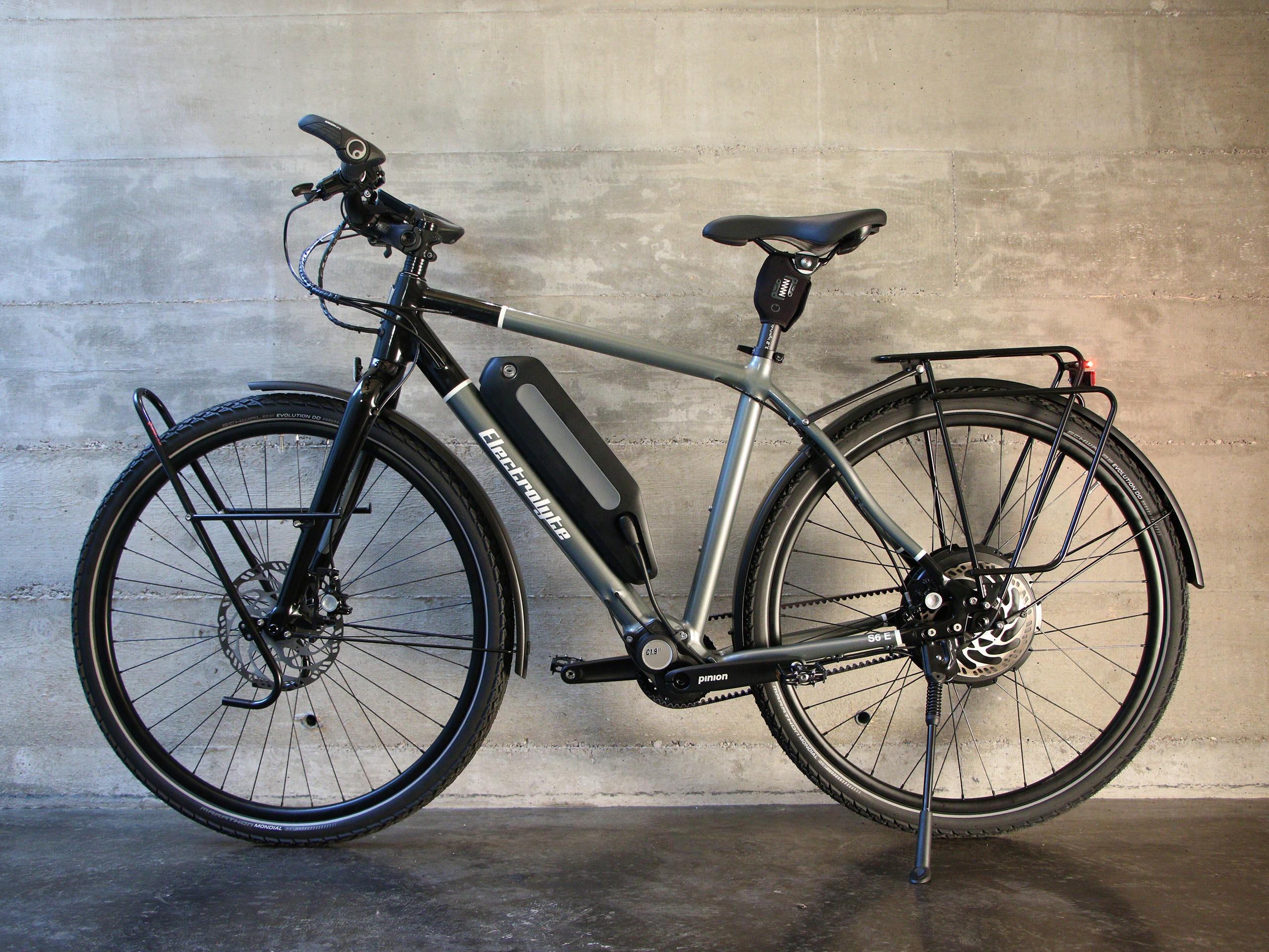 S6 E Travel - Bikepackking