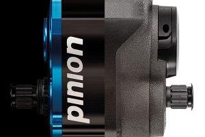 Pinion Getriebe Schaltung